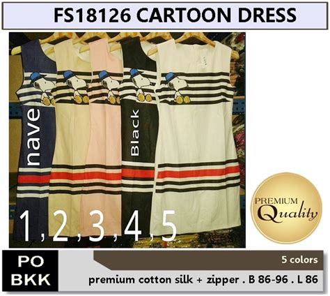 Preorder Dress Anak Import High Quality 25 dress supplier baju bangkok korea dan hongkong
