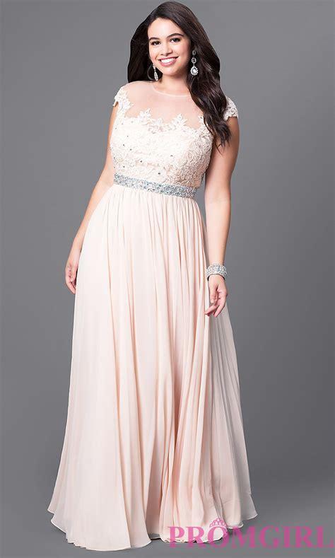 plus size short prom dresses dresses formal prom illusion plus size prom dress with jewels promgirl
