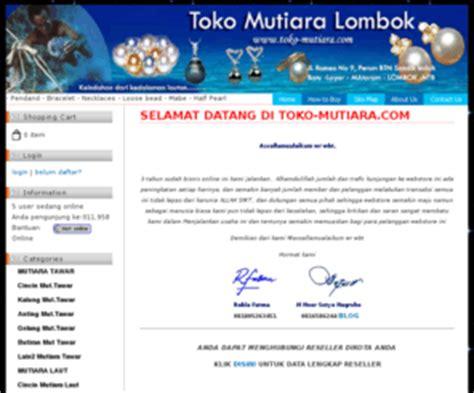 Liontin Emas Mutiara Air Laut 50 toko mutiara jualan perhiasan mutiara lombok