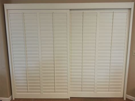 Shutter Blinds For Sliding Glass Doors Window Treatment Ideas For Doors 3 Blind Mice