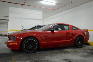 jules eating guide to malaysia & beyond: ford mustang gt