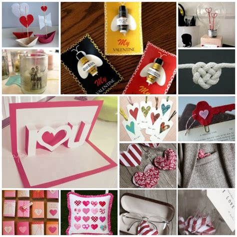 Handmade Valentines Gift Ideas - 101 handmade s day ideas diy gift world