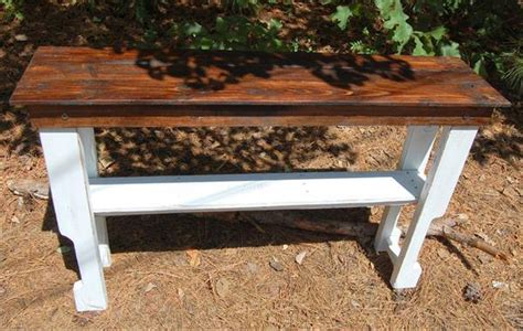 diy pallet hall table  sofa table  pallets