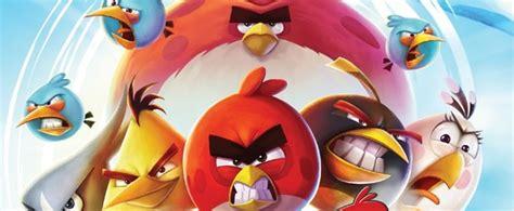 The Angry Birds Petualangan Keren Rovio boze vogels keren terug in angry birds 2 computer idee
