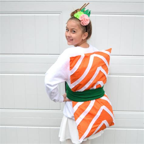 sushi costume diy sushi costume and a wasabi headband