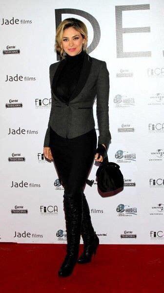 celebrity style personality aracely arambula hispanic celebrities fashion
