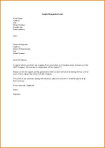 Resignation Letter Types by 7 Different Type Of Resignation Letters Cashier Resumes