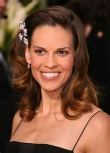 Yay Or Nay Hilary Swank At Ps I You Premiere In Lhuillier by Golden Globe Winners Banter