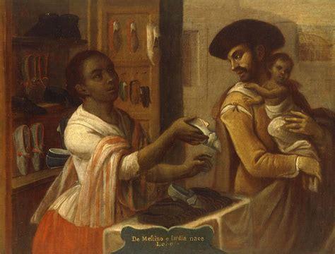 mestizo castas de pinturas de mestizo e india nace lobo 3 museos