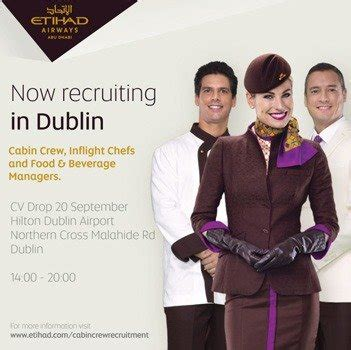 etihad careers cabin crew etihad airways careers etihad airways in ireland ie