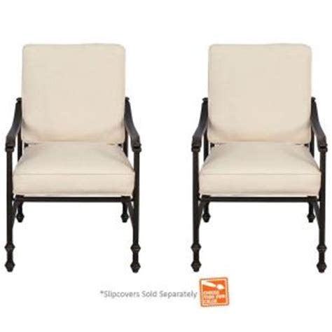 slipcovers for lounge chairs hton bay niles park patio seating lounge chairs