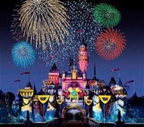 disney fireworks: when and where at disneyland | all spark