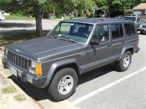1989 Jeep Laredo 4x4 Buy Used 1989 Jeep Pionner 4x4 Excellent