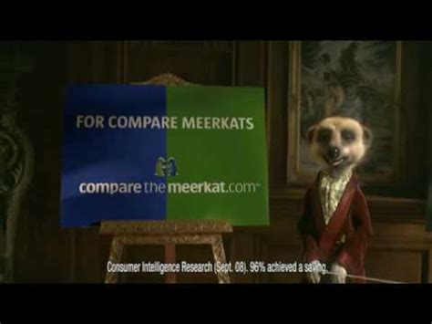 Compare The Market Insurance by Compare The Meerkat Compare The Market Advert