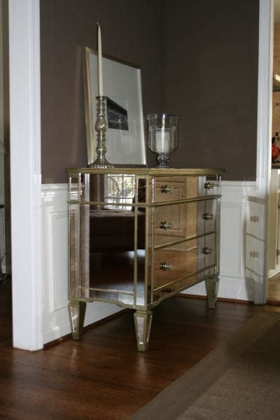Mirrored Dining Room Buffet by Mirrored Buffet Transitional Dining Room Benjamin Whitall Brown