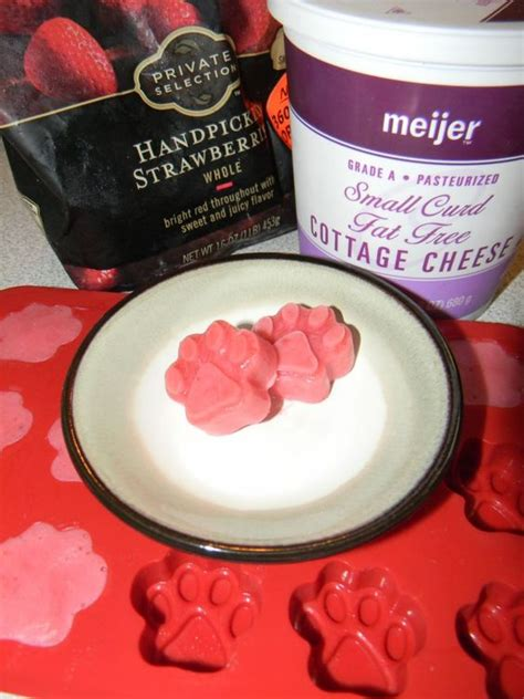 cottage cheese for dogs strawberry delight cottage cheese and cottages on