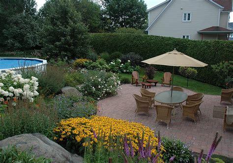 amenagement de jardin paysager