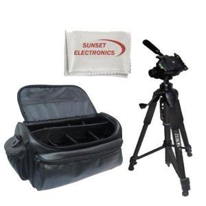 professional 75 inch tripod 3 way panhead tilt motion with
