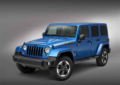 Weight Of 2014 Jeep 2014 Jeep Wrangler Polar Specs Mpg