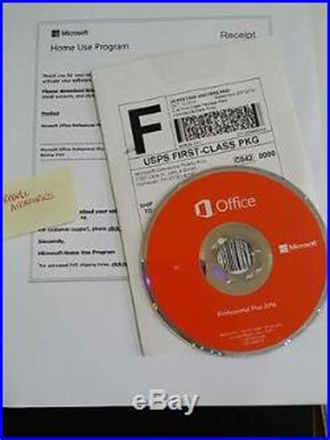 Cd Microsoft Office Original microsoft office professional plus 2016 brand new original with dvd microsoft office software