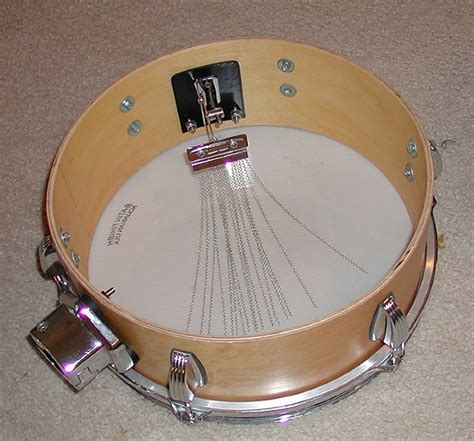 tutorial snare drum keith cronin s tutorial on building a microkit