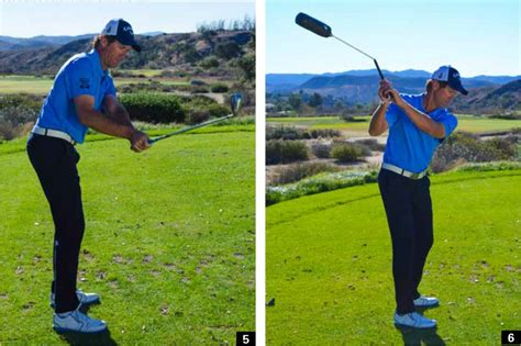 how to swing a golf club are you really swinging the golf club golf tips magazine