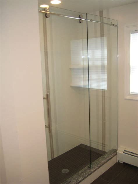 Century Glass Shower Door Glasstec Shower And Tub Door Enclosures Century Bathworkscentury Bathworks