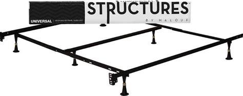 Bed Frame Brace Structures By Malouf Heavy Duty 9 Leg