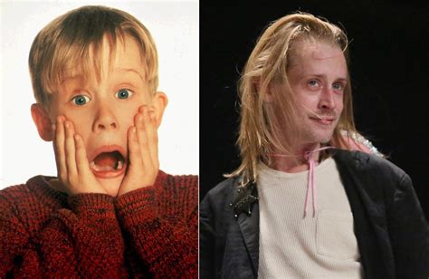Kid From Home Alone Now by Macaulay Culkin Photos Child