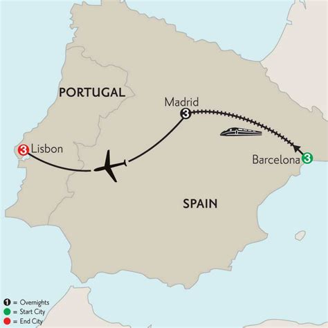 barcelona to madrid spain vacations monograms 174 travel packages