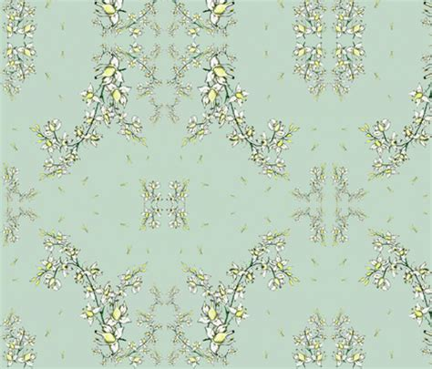 valley drapery and upholstery lily of the valley on seafoam green fabric suzhar