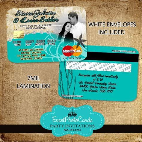 Credit Card Birthday Invitation Template 17 Best Images About Seashell The Sea Ideas On Sweet Sixteen Invitations