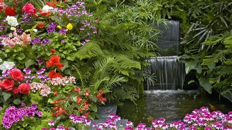 imagenes para pc resolucion 1366x768 paisaje con flores 1366x768 fondos de pantalla y