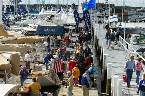 newport or boat show newport international boat show eris propellers