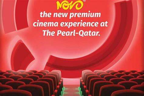 cineplex qatar novo cinemas to debut in qatar with the opening of their