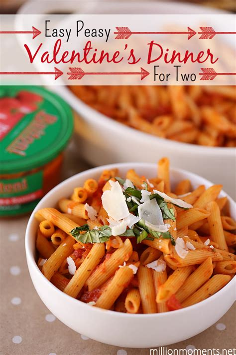 easy valentines dinner recipes easy s dinner for two