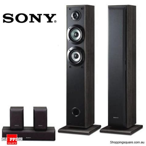 Home Theater Speakers Sony Sony 5ch Surround Sound Home Theatre Speakers Shopping Square 07 07 2010