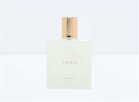 Parfum Zara Femme zara femme for eau de toilette edt fragrance perfume 100ml boxed 0048 09 zara eau de