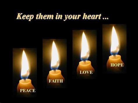 peace love and faith