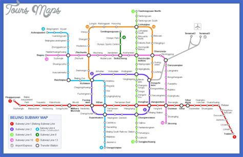beijing subway map beijing subway map toursmaps