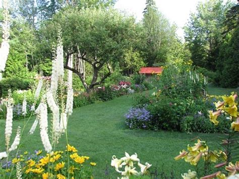 Thuya Gardens by Maine In Bloom Experience A Variety Of Maritime Gardens