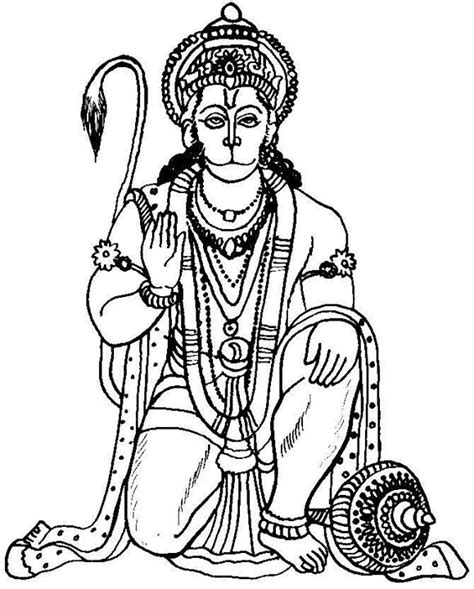 coloring pages of indian gods hindu mythology 89 gods and goddesses printable