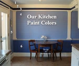 Blue Kitchen Paint by How To Paint A Kitchen Blue For 217 00 Ok Five