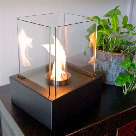 Ethanol Portable Fireplace by Portable Fireplaces That Create An Instant Cozy Vibe Wherever They Go