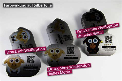 Aufkleber Drucken Lassen Silber by Aufkleber In Silber Aufkleber Produktion De