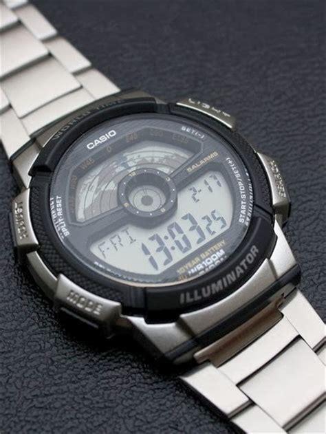 Jam Tangan Original Casio Ae 1100 W 1b jam tangan casio grosir