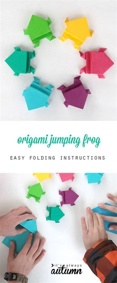 17 Best Ideas About Origami Frog On Easy - 17 best ideas about origami frog on easy