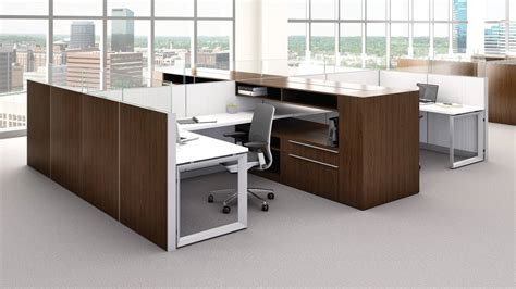 Office Desk Systems Steelcase Montage Corporate Interiors