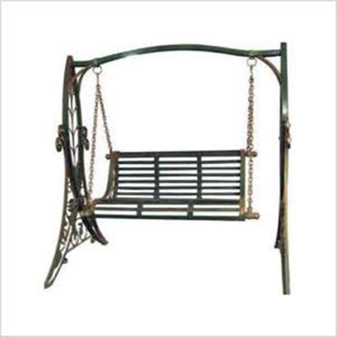 wrought iron swing with stand wrought iron swing wrought iron swing manufacturer