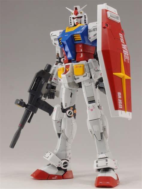 Bandai Mg Rx 78 2 Gundam Ver 30 Gft Limited Edition gundam news gunpla release model kits awesome build featured plastic model gundam
